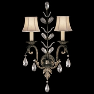 Fine Art Lamps 142550 A Midsummer Night's Dream 2-light Traditional Crystal Wall Sconce