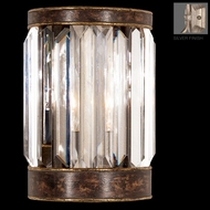 Fine Art Lamps 605450 Eaton Place Small 1-light Traditional Crystal Sconce