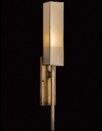 Fine Art Lamps 753950GU Perspectives 1-light Modern Bronze Sconce Lighting