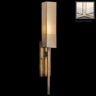 Fine Art Lamps 790050-2GU Perspectives Silver 1-lamp ADA Wall Lighting Fixture
