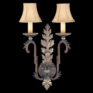 Fine Art Lamps 115950 Stile Bellagio 2-light Rustic Sconce Lighting