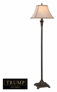 Dimond D2370 Woodbury Transitional 57 Inch Tall Brown Standing Floor Lamp