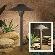 Kichler 15410 Dome Short Landscape Path Light