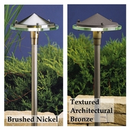 Kichler 15317 Glass & Metal Landscape Path Light
