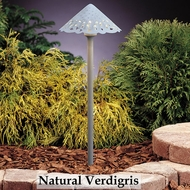 Kichler 15443 Hammered Roof Landscape Path Light
