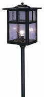 Arroyo Craftsman LV24-M6 Mission Craftsman Low Voltage Landscape Light - 32.5 inches tall
