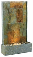 Kenroy Home 50379 Copper Vines Contemporary Style Fountain