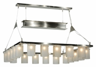 Meyda Tiffany 132325 Counter-Weight Contemporary 50 Inch Wide Square Lighting Chandelier