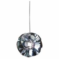 Zaneen D81074 Floral Modern Mini Pendant Light