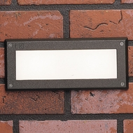 Kichler 15074 Acrylic Lens Low-Voltage Brick Light