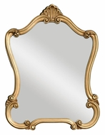 Uttermost 08340-P Walton Gold Frame 35 Inch Tall Traditional Mirror