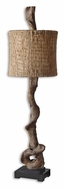 Uttermost 29163-1 Driftwood Rustic 40 Inch Tall Weathered Wood Table Lamp