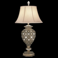 Fine Art Lamps 174110 A Midsummer Night's Dream Traditional Table Lamp with Crystal Accents