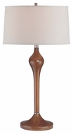 Lite Source LS21290 Walvia Rustic Table Lamp