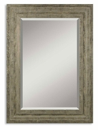 Uttermost 11217-B Hallmar Solid Wood 25 Inch Tall Wall Mounted Mirror