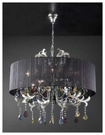 PLC 34116PC Torcello 8-light Chandelier
