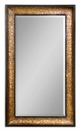 Uttermost 7600 Capiz Wall Mounted Oversized Antiqued Capiz Shell Frame Mirror