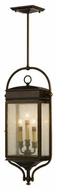 Feiss OL7411ASTB Whitaker Outdoor Pendant Light