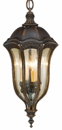 Feiss OL6012-WAL Baton Rouge 4 Light Outdoor Duomount Ceiling Fixture