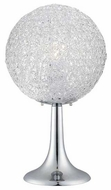 Lite Source LS21598 Icy Contemporary Table Light