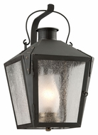 Troy B3762 Nantucket Medium Outdoor 18 Inch Tall Wall Lighting Sconce With Lamping Options