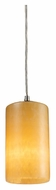 ELK 10169/1 Coletta 8 Inch Tall Stone Mini Drop Ceiling Light Fixture
