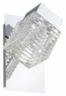 EGLO 92662A Quarto Chrome Finish LED Modern Combination Ceiling & Wall Lighting