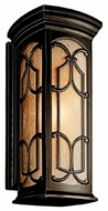 Kichler 49229OZ Franceasi 25  Outdoor Wall Sconce