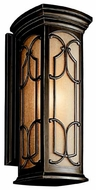 Kichler 49228OZ Franceasi 22  Outdoor Wall Sconce