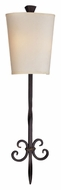 Troy B2641WI St Chapelle Classic Weathered Iron 30 Inch Tall Sconce Lighting