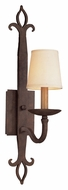 Troy B2711 Lyon 24 Inch Tall Burnt Sienna Wall Sconce Lighting