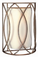 Troy B1289SG Sausalito Wrought Iron Wall Sconce
