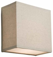 Artcraft SC547 Mercer Street Square Contemporary Wall Sconce