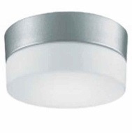 Zaneen D82059 Flan Small Modern Flush-Mount Ceiling Light