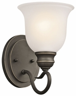 Kichler 45901OZ Tanglewood Wall Lighting in Olde Bronze