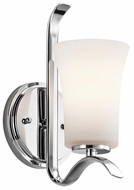 Kichler 45374CH Armida 1-light Wall Sconce