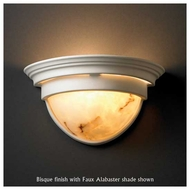 Justice Design 7220 Ambiance Teardrop Wall Sconce