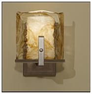 Feiss WB1575RBZ Aris Contemporary Wall Sconce