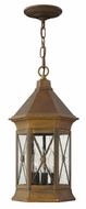 Hinkley 2292SN Brighton Outdoor Hanging Pendant Light