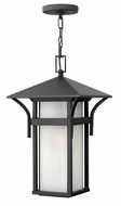 Hinkley 2572SK Harbor Craftsman Hanging Outdoor Pendant Lighting