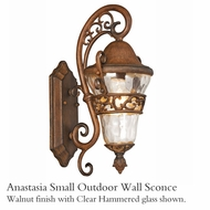 Kalco 9411 Anastasia Small Outdoor Wall Sconce