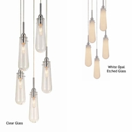 Sonneman 4845 Teardrop 5Light MultiPendant