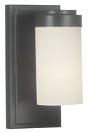 Kenroy Home 91761SBZ Toronto Transitional 10 Inch Tall Satin Bronze Wall Sconce Light