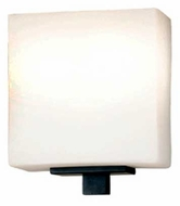 Kenroy Home 10142BRZG Orion Modern Wall Sconce