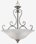 Quoizel DH2820AN Duchess Pendant Light in Antique Nickel