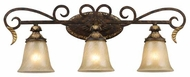 ELK 21523 Regency Traditional 3-Lamp Vanity Light
