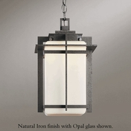 Hubbardton Forge 36-6007 Tourou Outdoor Medium Pendant Light
