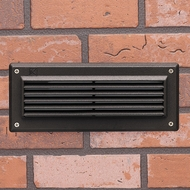 Kichler 15773 LED Louvered Low-Voltage Brick Light