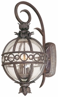 Troy B5002CB Campanile Bronze Finish 22 Inch Tall Medium Tropical Exterior Wall Lamp