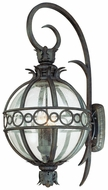 Troy B5004CB Campanile Extra Large 4 Lamp Tropical Outdoor Wall Lighting